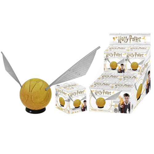 "Harry Potter Snitch 3""  3D Puzzle"