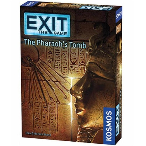 Exit the Game the Pharaoh's Tomb