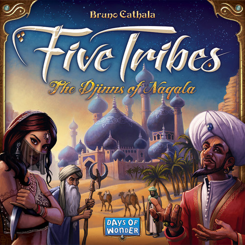 Five Tribes: The Djinns of Naqala