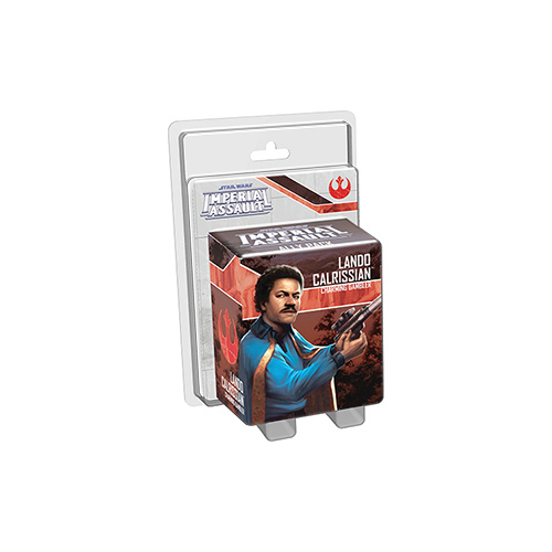 Star Wars: Imperial Assault ÔÇô Lando Calrissian Ally Pack