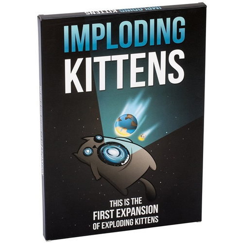 Imploding Kittens (Exploding Kittens Expansion)