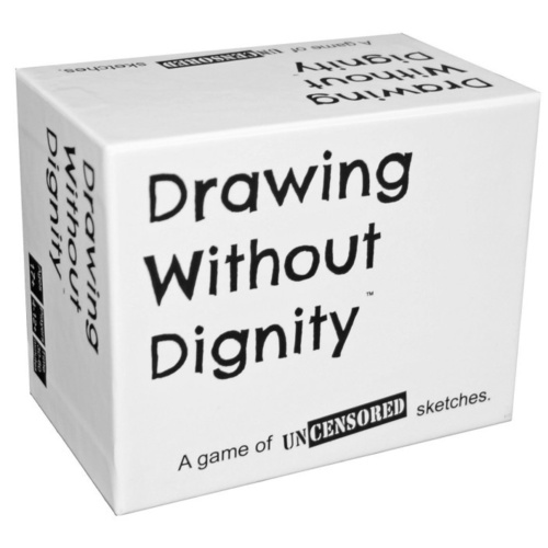 Drawing Without Dignity Base Game