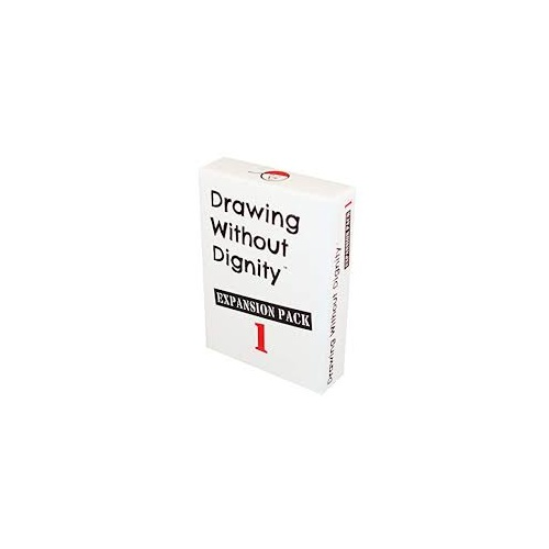 Drawing Without Dignity Expansion Pack 1