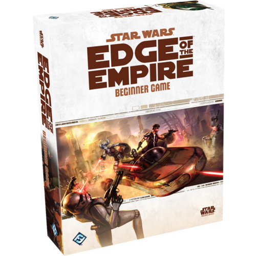 Star Wars Edge of the Empire: Beginner Game