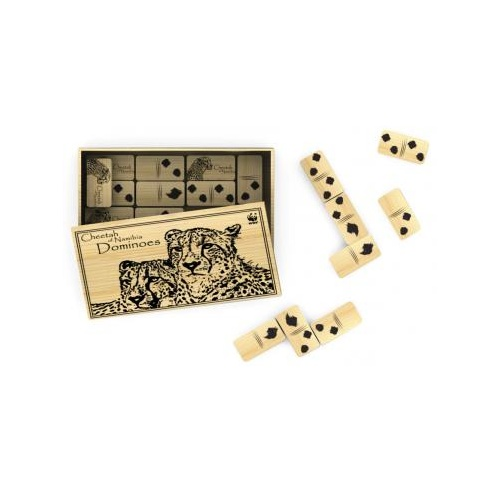 WWF - Cheetah Dominoes